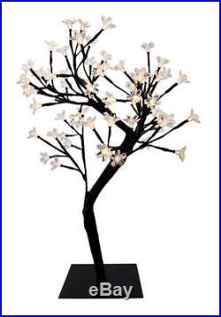 17.71 inch Cherry Blossom Tree 64 LEDs Desk Table Light