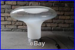 1st Edition 1967 Angelo Mangiarotti Lesbo Table Lamp Artemide Italy