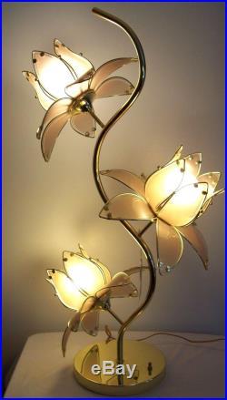 Anthony California Flower Lamp