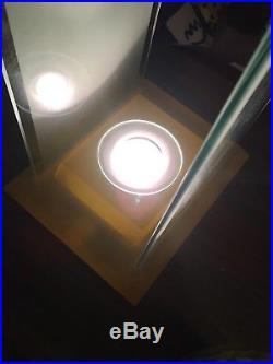 Art Glass 29 Murano Style Lamp On Base