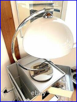JOE COLOMBO RARE TABLE LAMP made in Italy