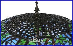 Meyda Tiffany Tiffany Wisteria Antique Patina Wisteria Table Lamp 118689 NEW