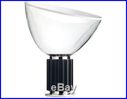 New modern style taccia table desk lamp replica silver/ black small /large