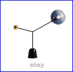 Postmodern Wrought iron table lamp LED Desk lamp Lampe de table Bedside light