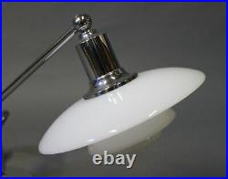 Poul Henningsen PH 2/1 table lamp piano lamp by Louis Poulsen