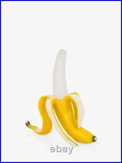 Seletti Louie Banana LED Table Lamp, Yellow