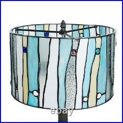 Tiffany Style Contemporary Table Lamp 16 Shade