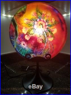 Very Rare Ulla Darni Paris Table Lamp