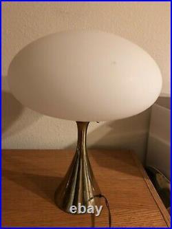 Vintage Bill Curry Mushroom Lamp