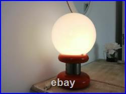 Vintage lamp floor space age atomic. Table lamp space age atomic