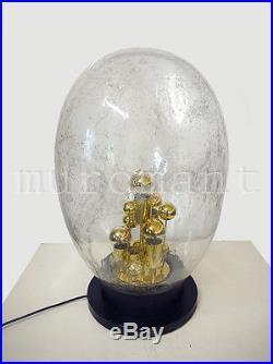 XXL DORIA Globe SPUTNIK FLOOR LAMP Table Light SPACE AGE 1960s